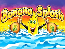 Banana Splash в Вулкан Удачи