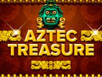Играть в игровой аппарат Aztec Treasure