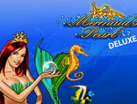 Игровой аппарат Mermaid's Pearl Deluxe онлайн