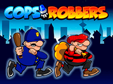 Cops 'N' Robbers аппараты Вулкана
