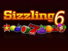 Игровые аппараты Вулкан Sizzling6