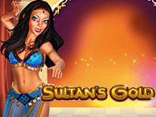 Sultan's Gold аппараты Вулкана