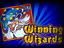 Winning Wizards в Вулкане Удачи