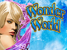 Wonder World автоматы Вулкана