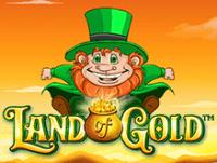 Land Of Gold на сайте онлайн клуба от Playtech