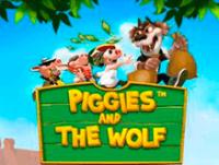 Piggies and the Wolf - азартная игра мультяшной тематики от Playtech